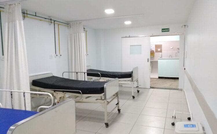 Comissão Interventora do HRDV inaugura nova enfermaria dedicada a pacientes psiquiátricos