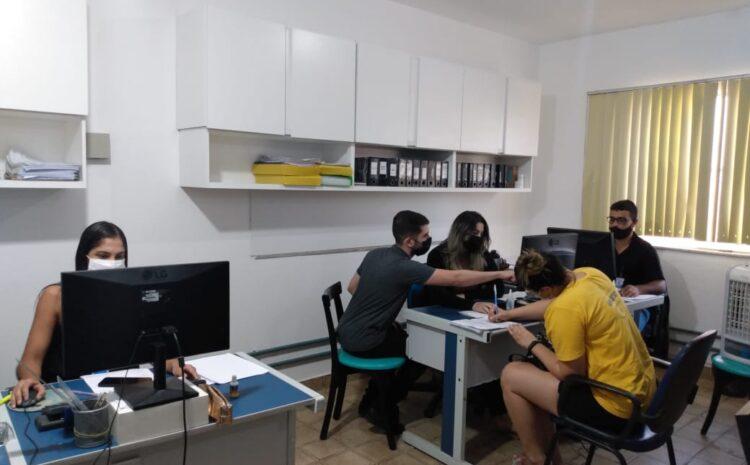 HRDV abre novo processo seletivo para contratação de profissionais